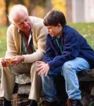 O que você gostaria que seus filhos ou sobrinhos falassem para seus bisnetos sobre você, quando você NÃO estiver mais aqui?