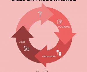 CICLO DA PRODUTIVIDADE: AGIR.