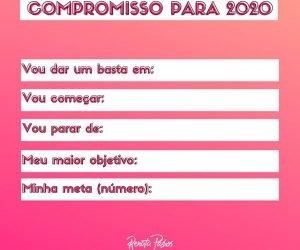 COMPROMISSO PARA 2020