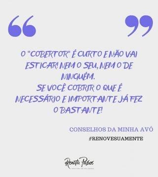 #2 CONSELHOS DA MINHA AVÓ