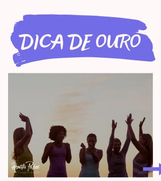 DICA DE OURO