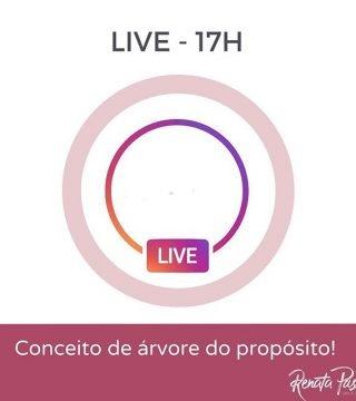 CONCEITO DE ÁRVORE DO PROPÓSITO!